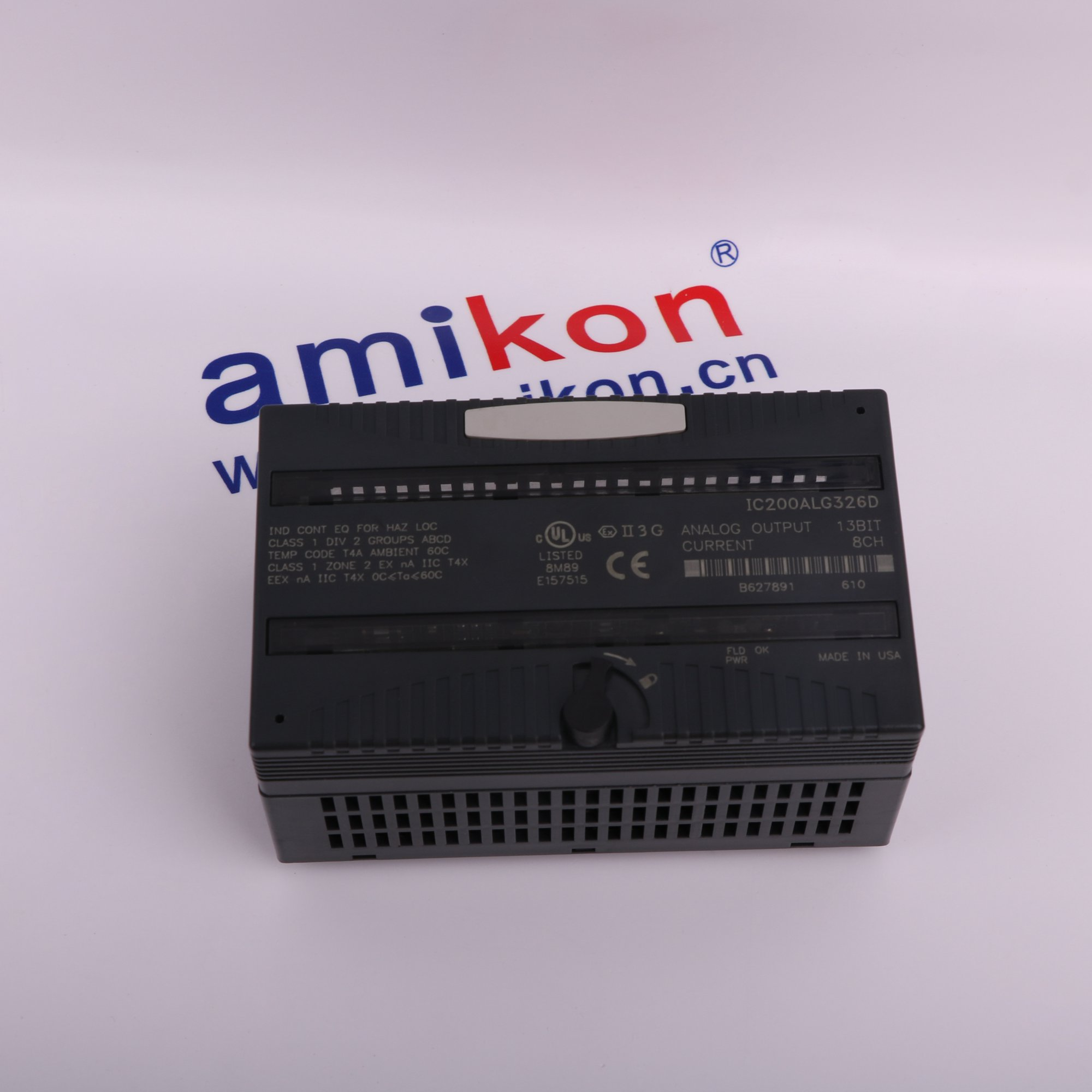 GE  IC697MEM715  mail to :  sales3@amikon.cn