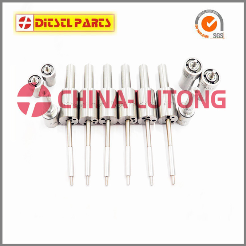 diesel injectors and nozzles DLLA144P1539 automatic diesel fuel nozzle for Dongfeng Bus