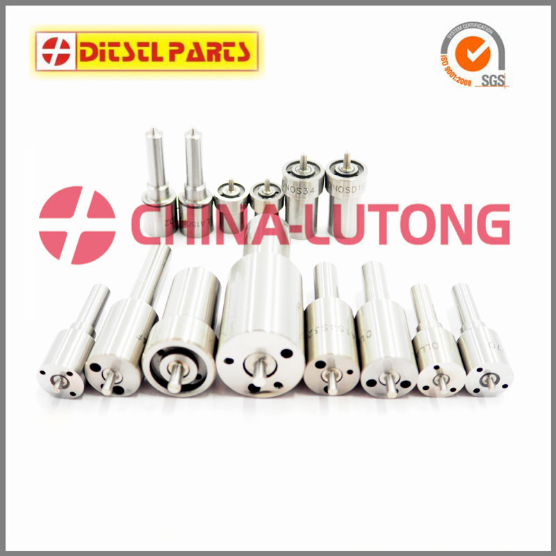 diesel injection nozzle types DLLA144P1707 for Dongfeng DFL/DFZ 8.9D