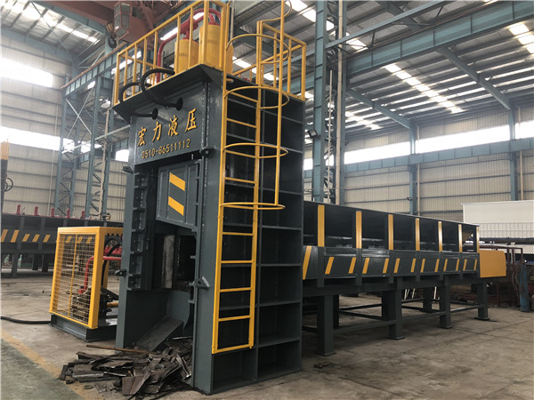 Factory And Supplier Automatic Scrap Bar Cutting Machine