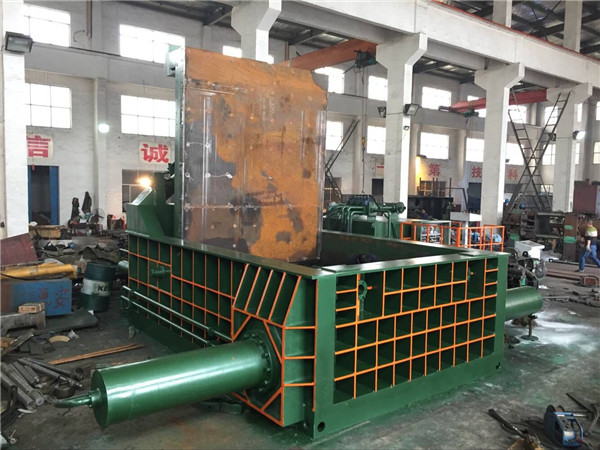 Y81-4000 hydraulic automobile baler scrap car press machine