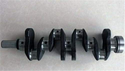 China high quality hot selling Laidong diesel engine part Crankshaft manufacture