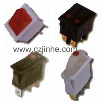 rocker switches kcd3 kcd4-2 UL CCC CE jinhe heater fanner household appliances
