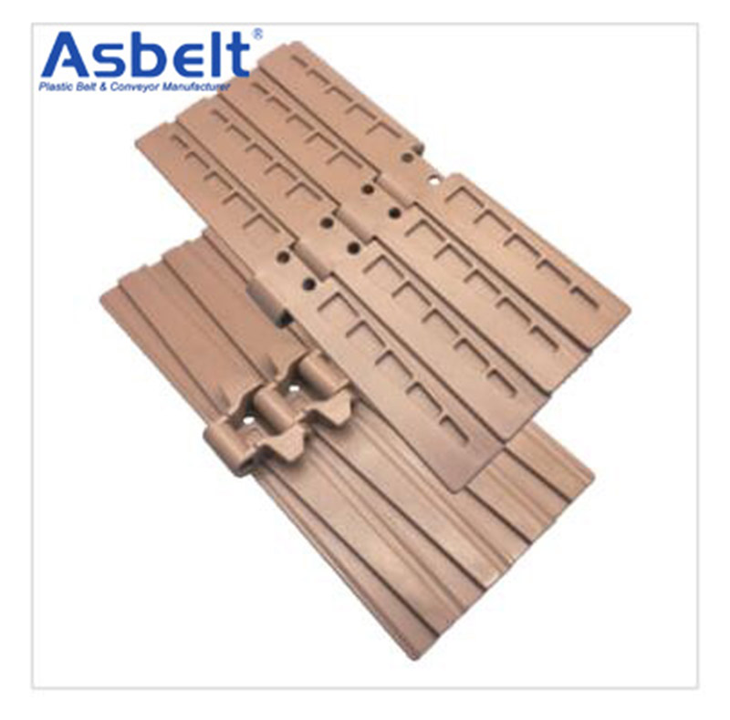 Ast882T Plastic Flat Top Belt,Plastic Flat Top Belt,Plastic Flat Top Belt Rubber Top,Flat Top Conveyor Belt Manufacturer