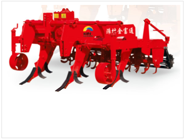 1SZ deep soil loosening machine