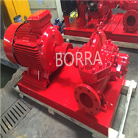 marine fire pump manufacturers