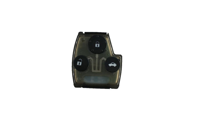 3 buttons Honda Accord 7 Straight Handle Key 315Mhz