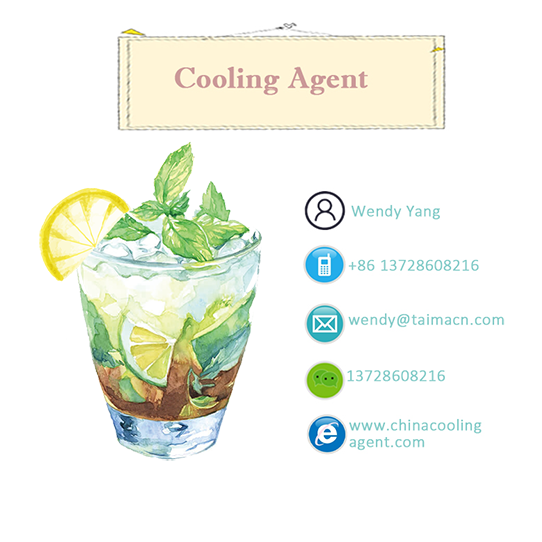 Food Grade Cooling Agent WS-5 For Vape