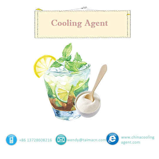 Food Grade Cooling Agent WS-23 For Vape