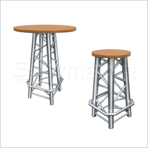 Bar Table & Chair 01