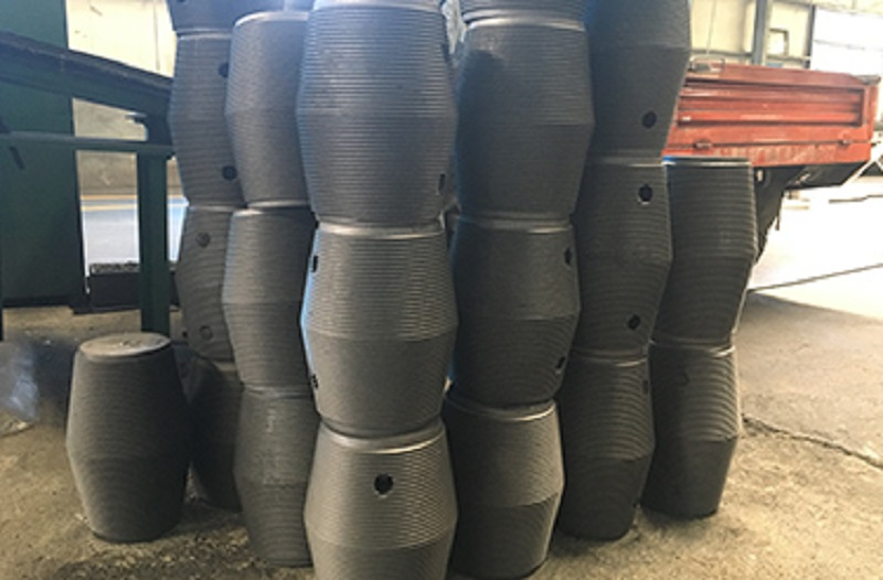 300-500mm UHP graphite electrode