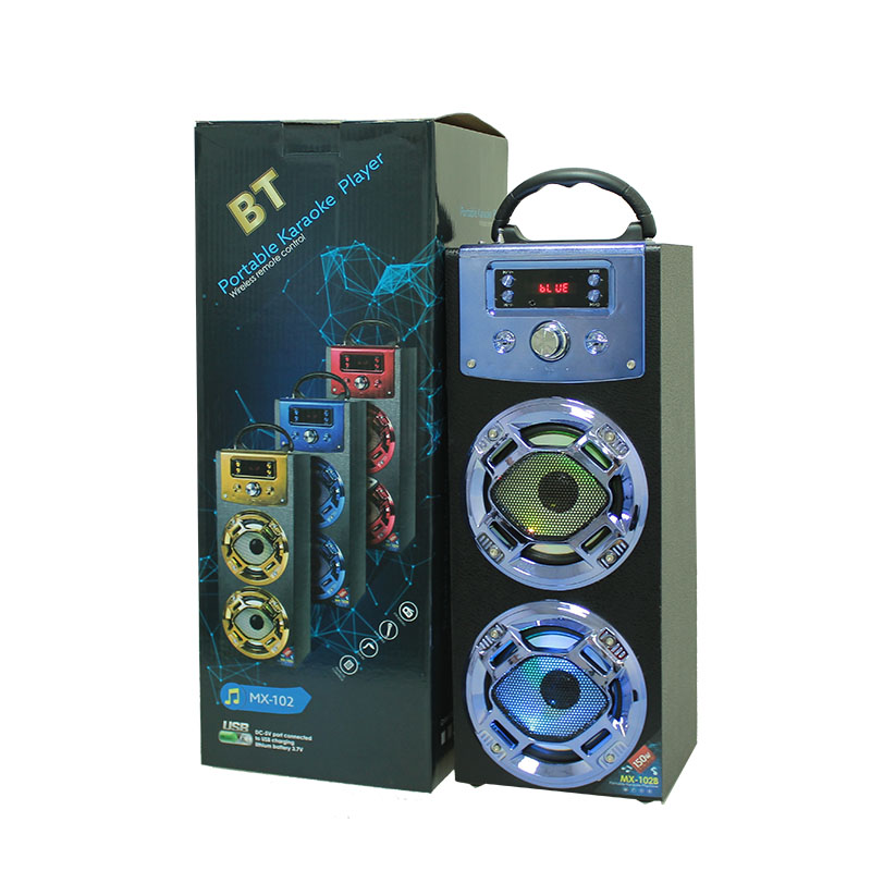 factory outdoor wireless karaoke tower box best horn speaker