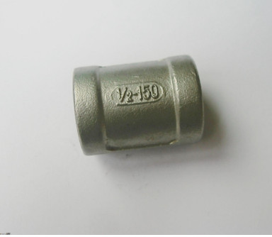 China High strength Stainless steel precision casting internal thread Socket banded