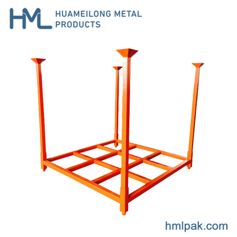 Wholesale warehouse metal mobile zinc tire pallet rack storage system for sale