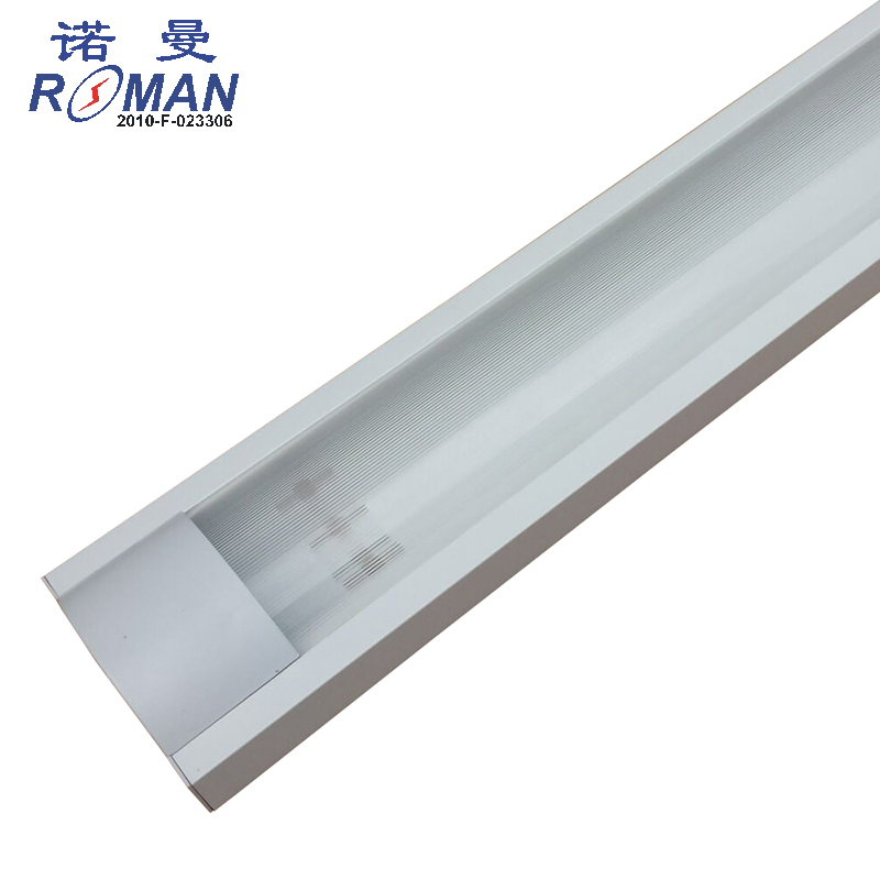 1.2 m LED double tube purification lamp bracket T8 ultra-thin purification lamp T8LED tube bracket housing