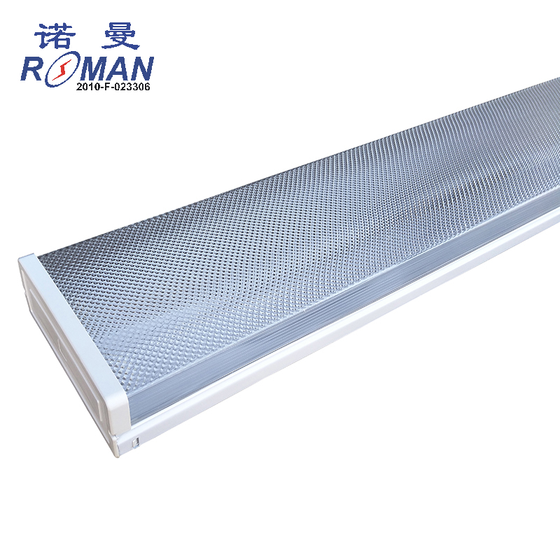 T8 type dust proof 4ft dobule LED tube light battens