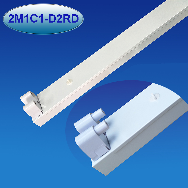 T8 type 8ft FA8 holders double LED tube lighting fixtures