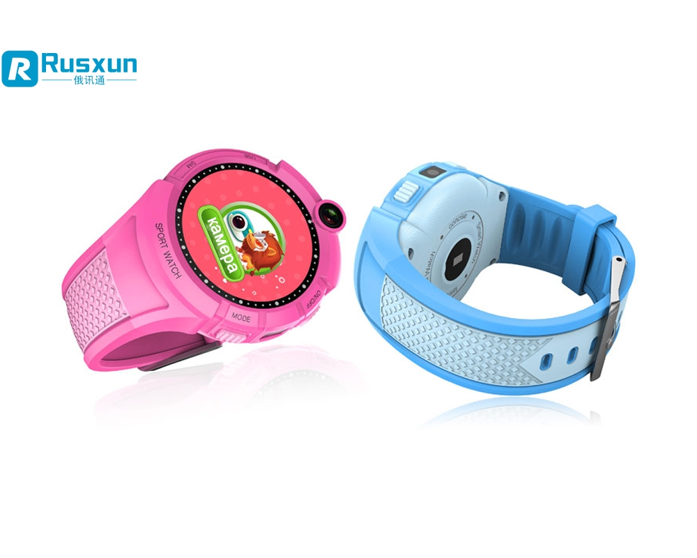 RW-360 Kids GPS Smart Watch