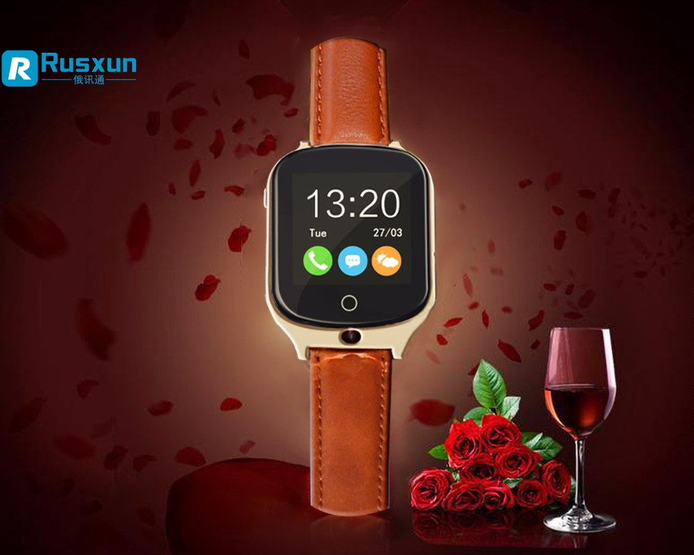 RW-19 (3G GPS Elderly Smart Watch)