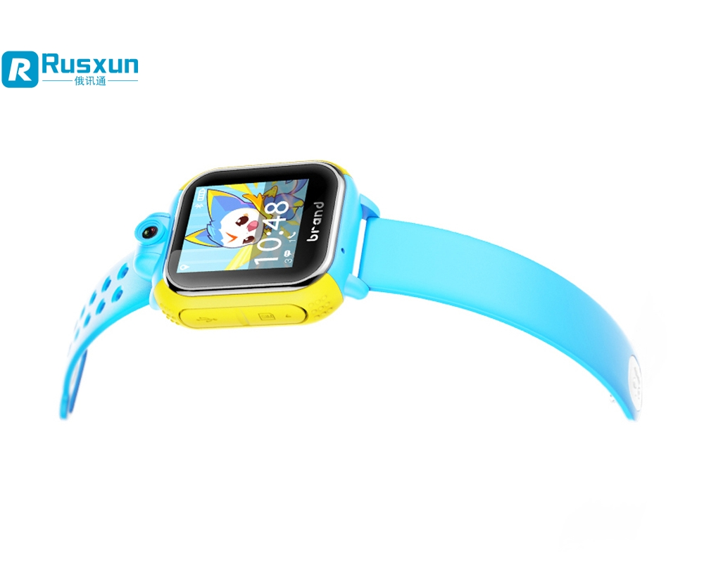 RW-02T Kids GPS Smart Watch