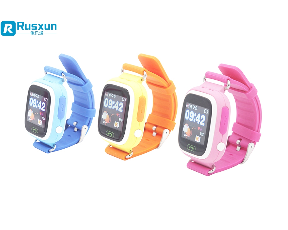 RW-01T Kids GPS Smart Watch