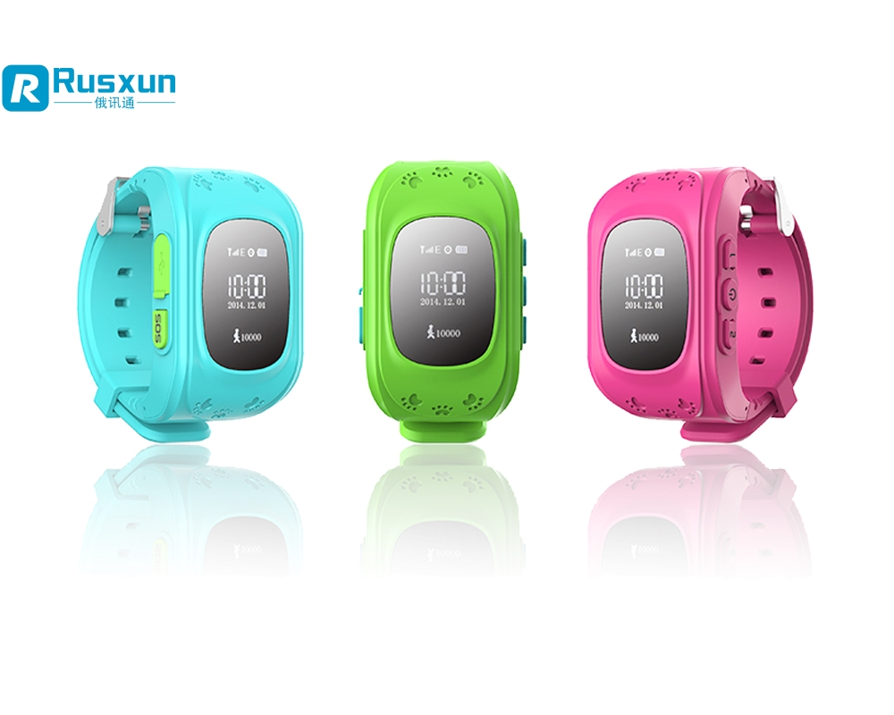 RW-01 Kids GPS Smart Watch
