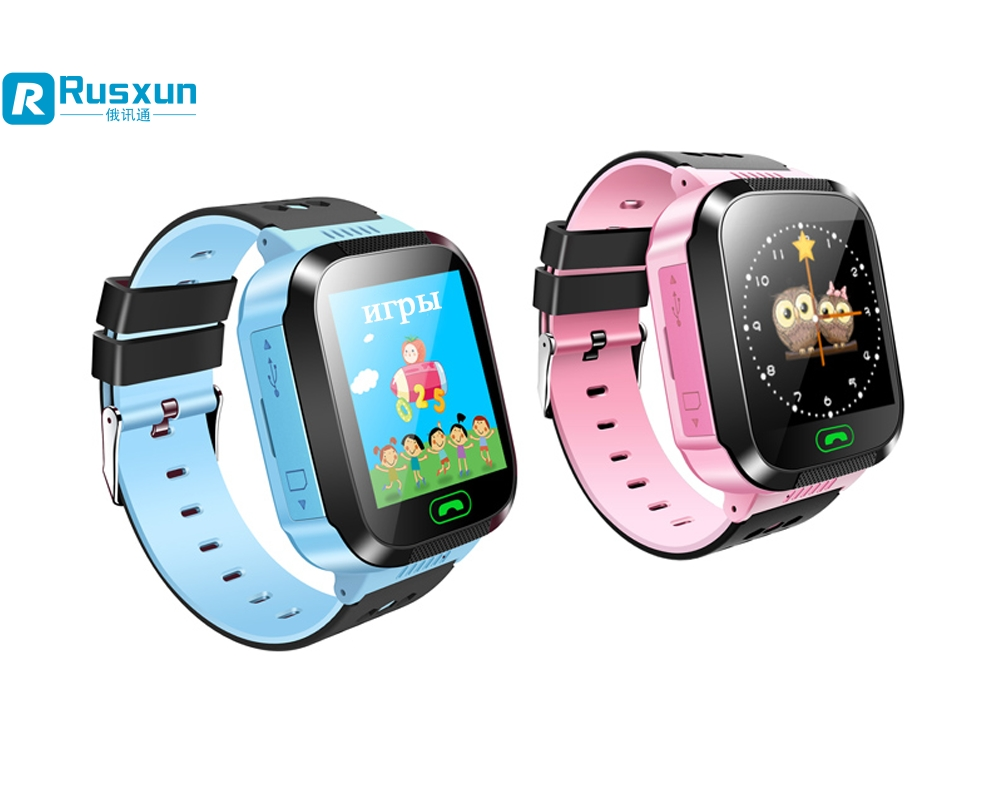 RW04T-Kids GPS Smart watch