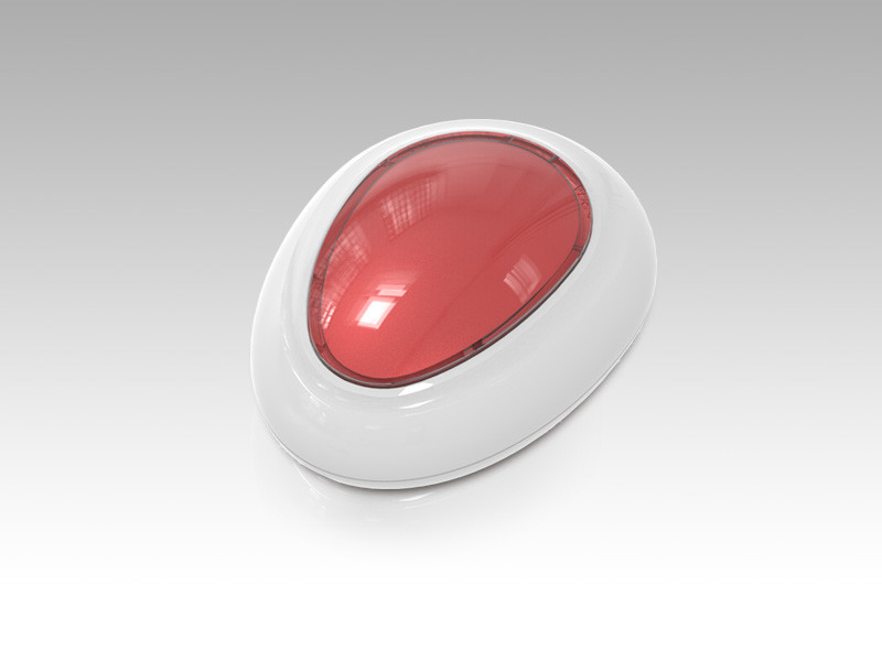Smart and Small Panic Wifi  Emergency button GS390A