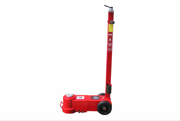 60 ton pneumatic hydraulic jack(long body) China Supplier