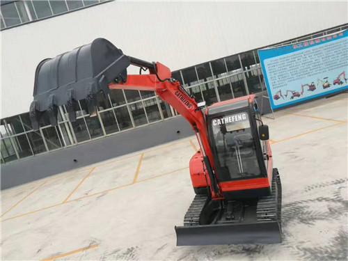 Hot sale Flexible operation Real arbitrary Cathefeng Mini 18-6L excavator manufacture