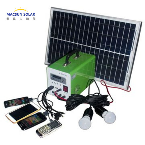 China Macsun Solar Off Grid Solar Power System for Home Use