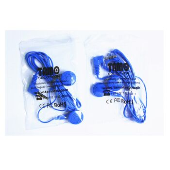 In-Ear newly Style and Wired Communication Cheap disposable Earphone on bus/airplane from TAMO