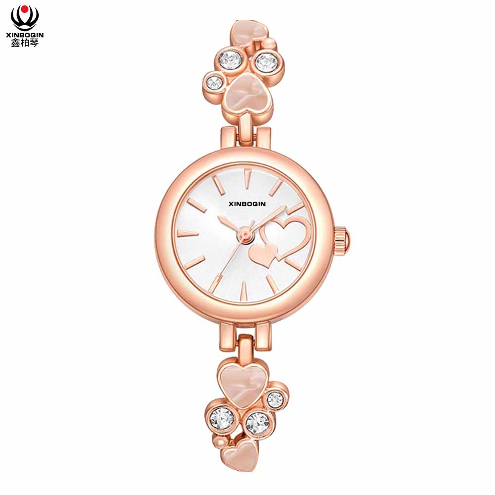 XINBOQIN Factory New Style Ladies Hot Selling Original Brand Luxury ODM Acetate Watch