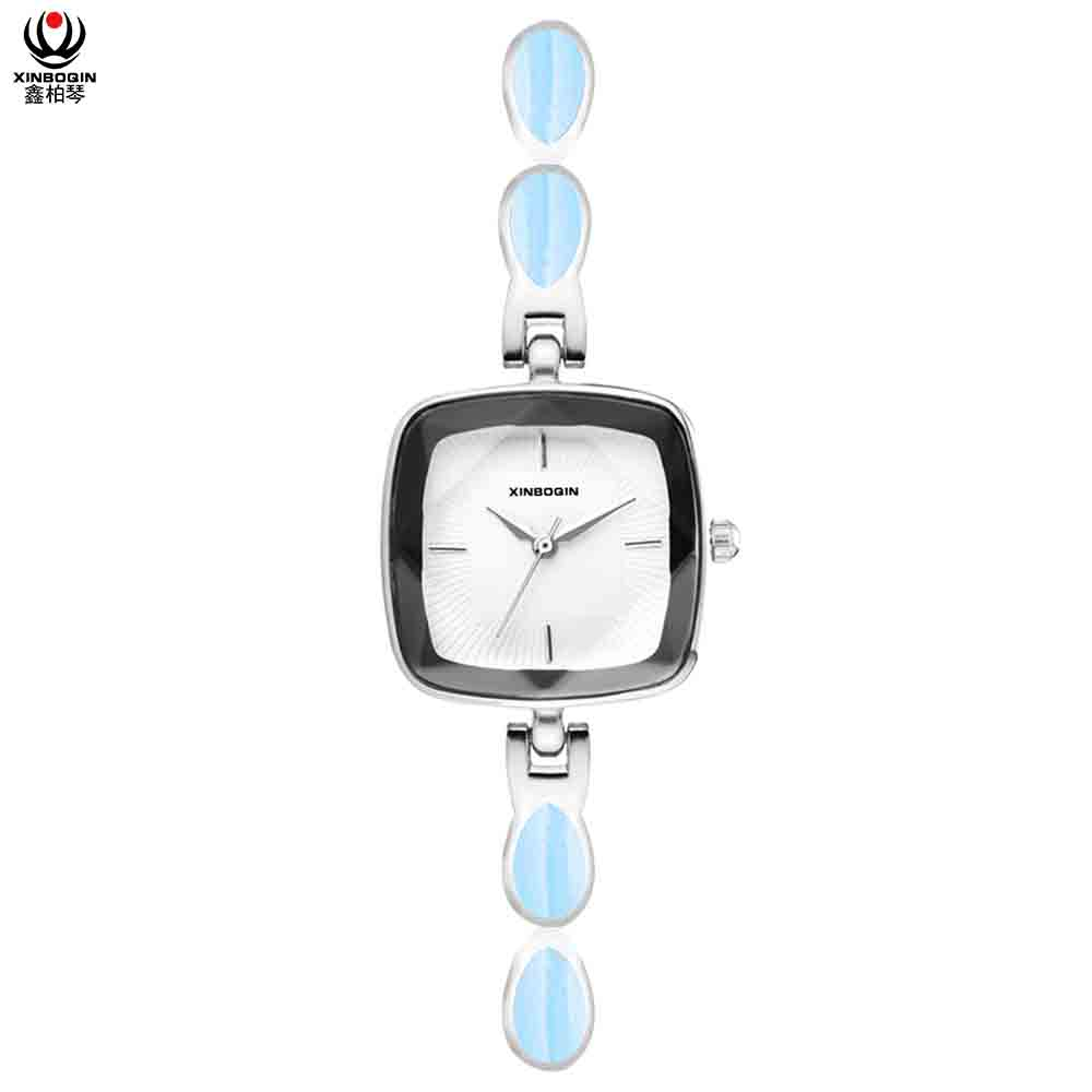 XINBOQIN Supplier Fashion Colors High Quanlity Luxury Japan Movement PC21 Quartz Acetate Watch