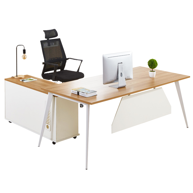 hot saling simple design modern office desk