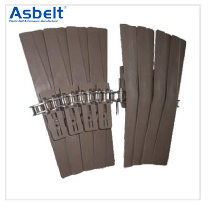 Ast3873TG Spiral Belt,Vacuum Perforated Top Belt,Flush Grid Belt,Plastic Flat Top Belt