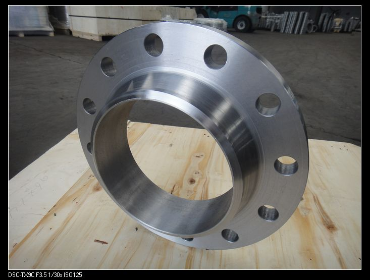 China wholesale market CARBON STEEL  FLANGE  EN1092-1 TYPE 11  WN