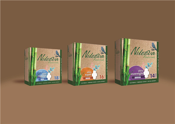 Eco Friendly Sanitary Pads Eco Friendly Sanitary Napkin Eco Firendly Panty Liners Bamboo Core