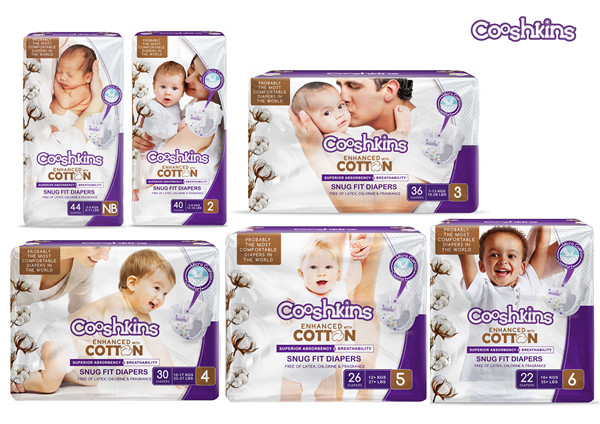 Eco Friendly Baby Diapers Biodegradable baby diaper