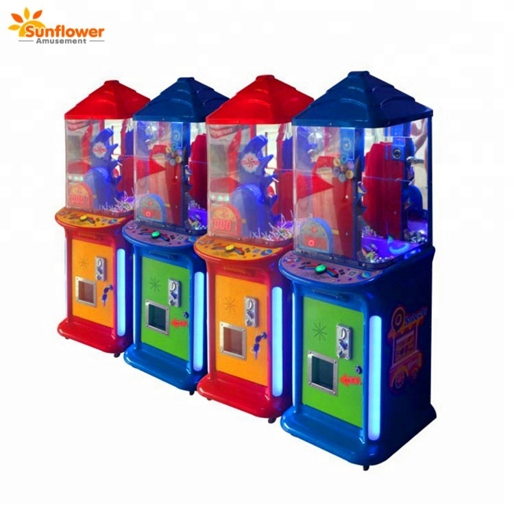 Stairway to heaven lollipop vending game machine