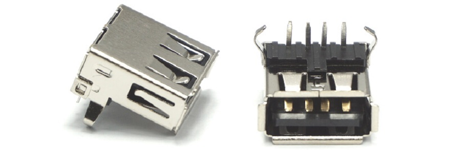 USB Connector - 611ARRXX2X1GT011-67