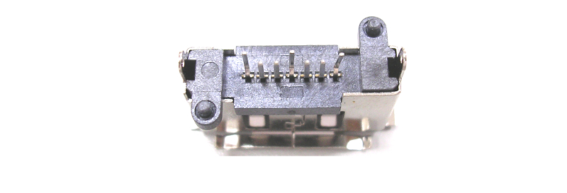 ESATA DIP Type Connector