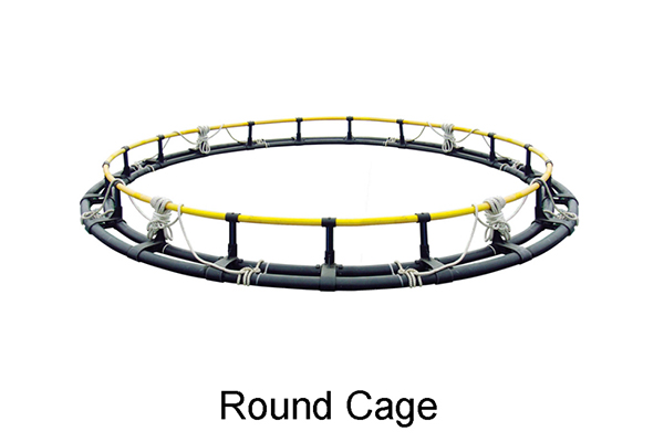 Farming Cages - round