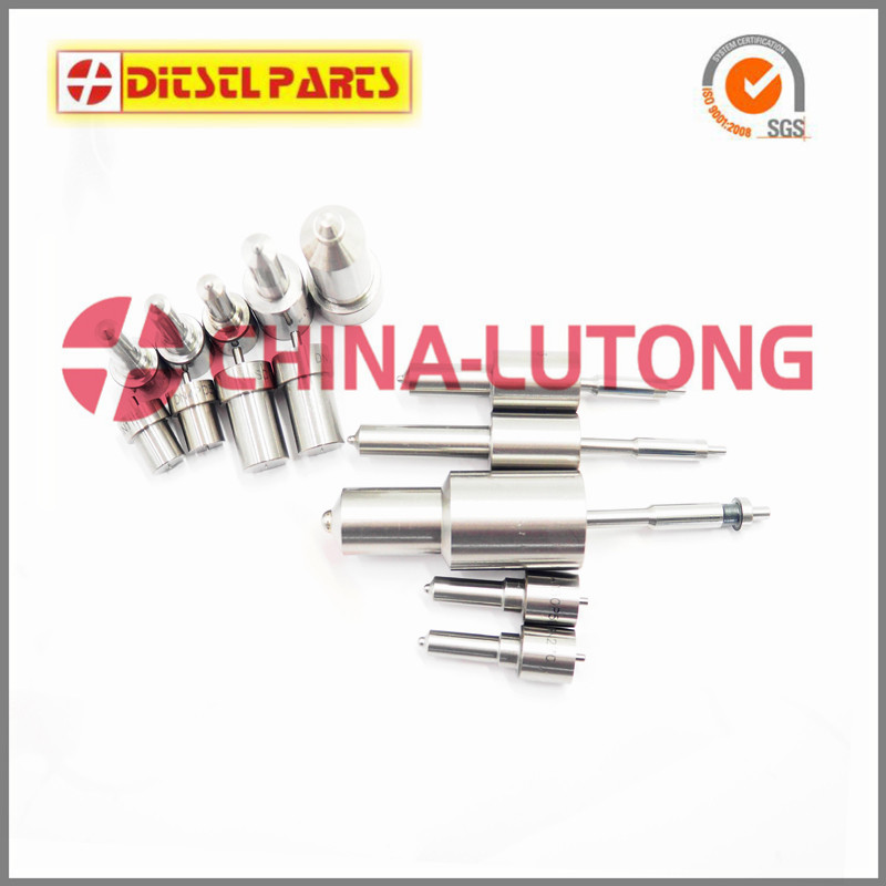 many types of fuel injectors nozzles in China Lutong