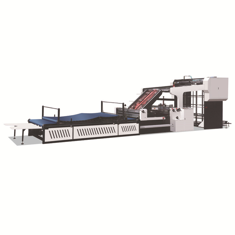 ZH-GS AUTOMATIC FLUTE LAMINATOR MACHINE