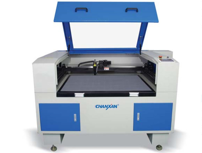 CW-6040 Bamboo Crafts Laser Cutting Machine