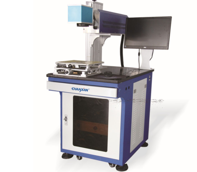 CX-100S RF Nonmetal Laser Marking Machine