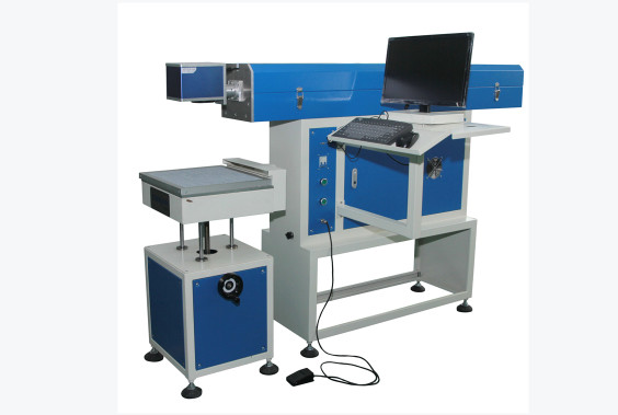 CX-80F High Speed Co2 Glass Tube Laser Marking Machine