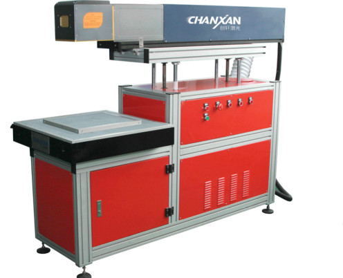 CX-30G Laser Marking Machine for Metal