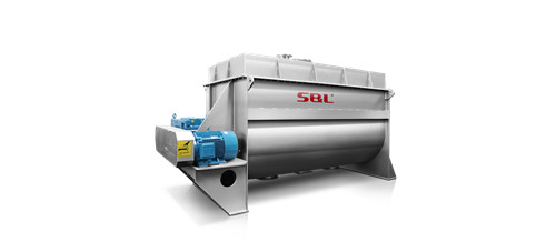 horizontal good quality twin ribbon blender horizontal mixer machine S&L ®